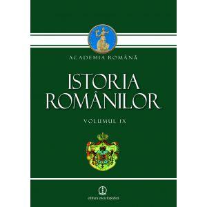 Istoria romanilor vol. IX
