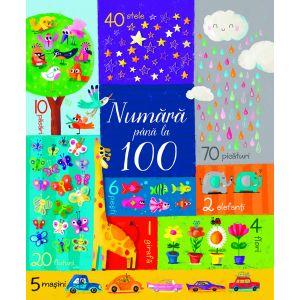 Numara pana la 100 (Usborne)