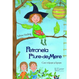 Petronela Piure-de-Mere. Care vrajeste si lipeste.
