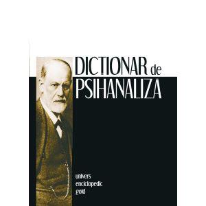 Dictionar de psihanaliza