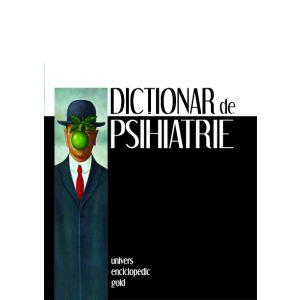 Dictionar de psihiatrie