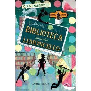LEMONCELLO VOL. 1 EVADARE DIN BIBLIOTECA DOMNULUI LEMONCELLO