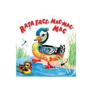 Sa cresti mare! Rata face: mac-mac-mac.