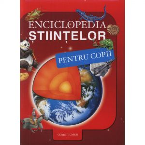 ENCICLOPEDIA STIINTELOR PENTRU COPII ORPHEUS 2013