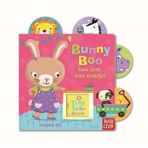 Tiny Tabs: Bunny Boo has lost her teddy