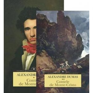 Contele De Monte-cristo (2 Volume) 2015 (tl)