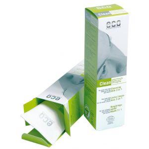 Demachiant bio 3 in 1 cu ceai verde, pentru toate tipurile de ten (72209)