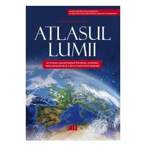 Atlasul lumii (cartonat)