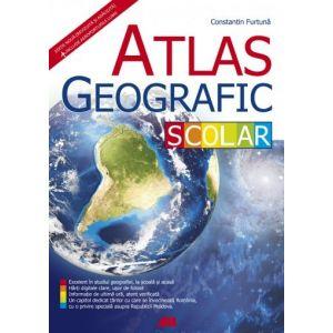 Atlas geografic scolar (editia a III-a)