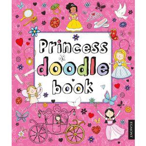 Princess Doodle Book