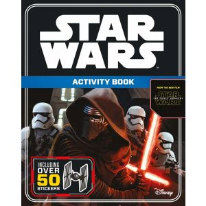 Star Wars The Force Awakens: Activity Book with Stickers