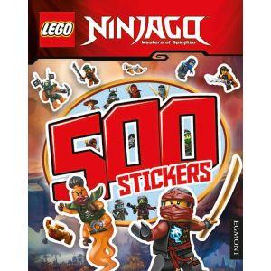 Lego® Ninjago: 500 Stickers