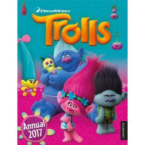 Trolls Annual 2017