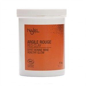 Argila rosie fina, 1 kg (ARG06NJ)
