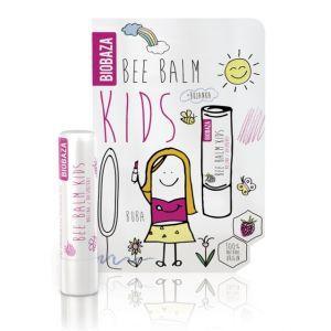 Balsam de buze pentru copii cu zmeura (BZ40683)
