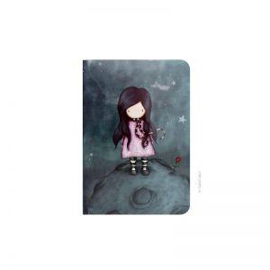 Caiet premium A5 Gorjuss - Because She is my Rose