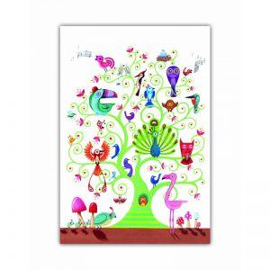 Caiet premium A5 Tree of Life