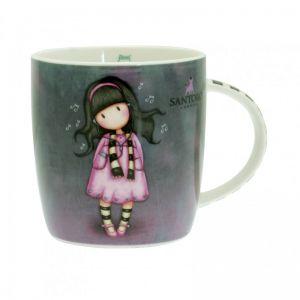 Cana portelan in cutie Gorjuss - Little Song 330ml