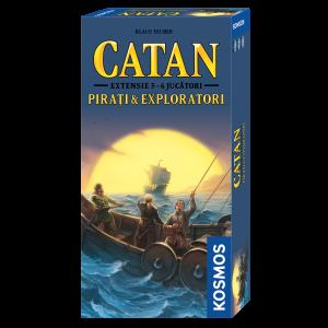 Catan - Pirati & Exploratori (extensie 5/6 jucatori)