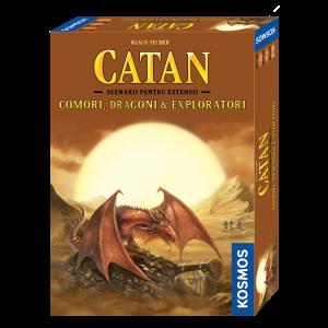 Catan - Comori, Dragoni & Exploratori