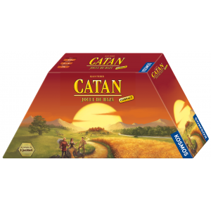 Catan - Jocul compact