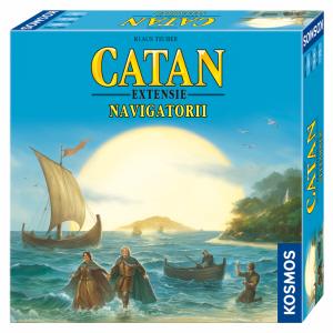 Catan - Navigatorii (extensie)