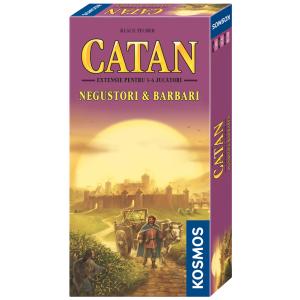 Catan - Negustori & Barbari (extensie 5/6 jucatori)
