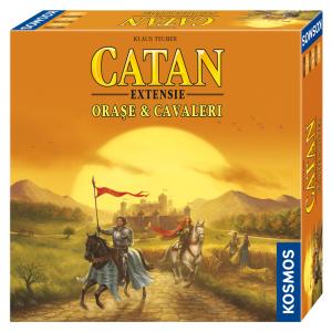 Catan - Orase & Cavaleri (extensie)