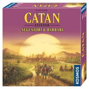Catan - Negustori & Barbari (extensie)