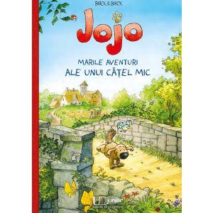 Jojo. Marile aventuri ale unui catel mic