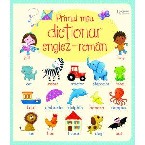 Primul meu dictionar englez-roman (Usborne)