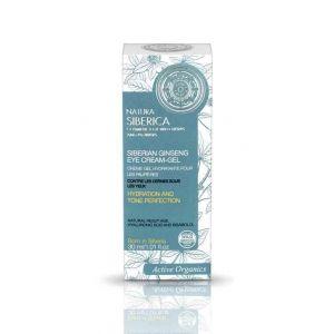 Crema-gel pentru ochi cu efect anticearcan Siberian Ginseng, 30 ml (1137E)