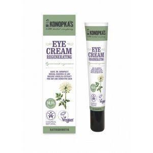 Crema contur ochi regeneranta pentru ten uscat sau sensibil, 20 ml (9164E)