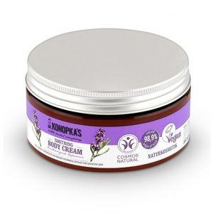 Crema de corp calmanta pentru piele sensibila cu lavanda, 300 ml (8891E)