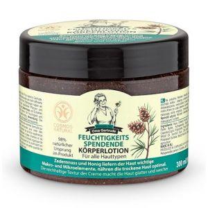 Crema de corp hidratanta cu extract de miere si cedru, 300 ml (4992E)