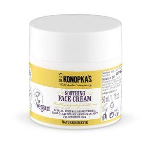 Crema de fata anti-iritatii pentru ten sensibil, 50 ml (9133E)