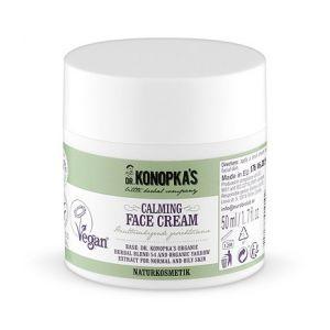 Crema de fata calmanta pentru ten normal sau gras, 50 ml (9102E)