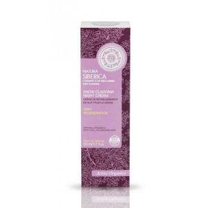 Crema de noapte regenerare intensa toate tenurile Snow Cladonia, 50 ml (1274E)