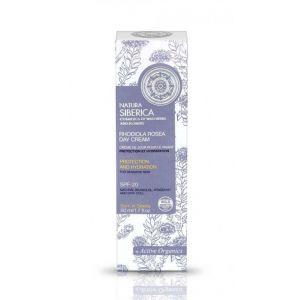 Crema de zi hidratanta ten sensibil cu FPS 20, Rhodiola Rosea, 50 ml (1229E)
