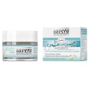 Crema hidratanta antirid cu coenzima Q10 Basis Sensitiv, 50 ml (106040)