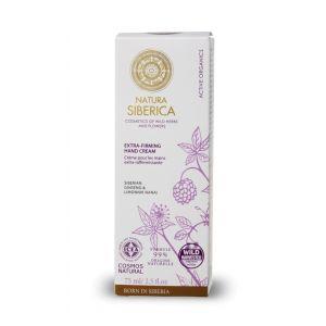 Crema maini extra fermitate cu schisandra si ginseng siberian, 75 ml (0932E)
