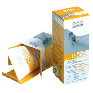 Crema bio protectie solara FPS15, 75 ml (74205)