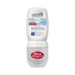Deodorant roll-on fara alcool pentru piele foarte sensibila, iritata, Neutral (104149)