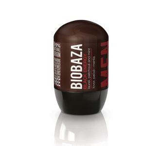 Deodorant natural pentru barbati BLACK ENERGY (dafin si patchouli) (BZ40452)