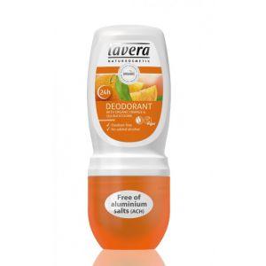 Deodorant roll-n bio fara alcool Portocale si Catina, 50 ml (100781)