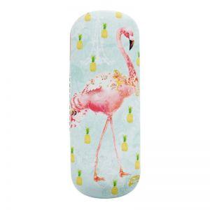 Etui ochelari Flamingos