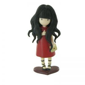 Figurina Comansi - Gorjuss- From the heart