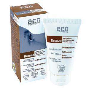 Fluid autobronzant bio pentru fata si corp cu rodie si extract de goji, 75 ml (74215)