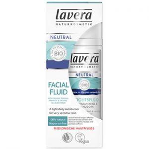 Fluid facial pentru tenul alergic, foarte sensibil si iritat, Neutral (102435)