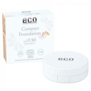 Fond de ten compact cu protectie solara FPS 30, medium beige (60100)